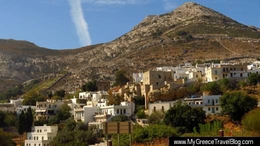 Apeiranthos village