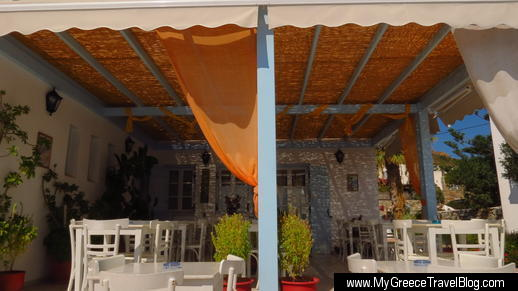 Lianos Village Hotel on Naxos