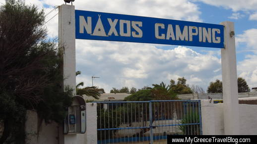 Naxos Camping