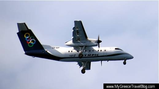 Olympic Air Dash 8 100