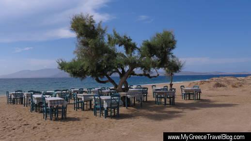 Paradiso taverna Naxos