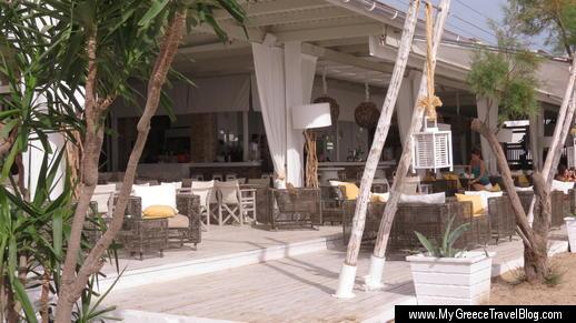 Santana beach bar