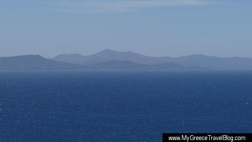 Apollo Coast view of Saronic Gulf