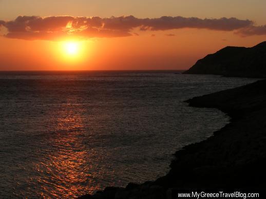 Sifnos sunset