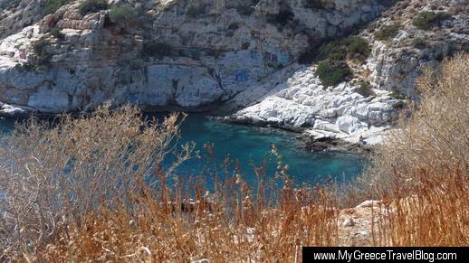 Apollo coast of Greece