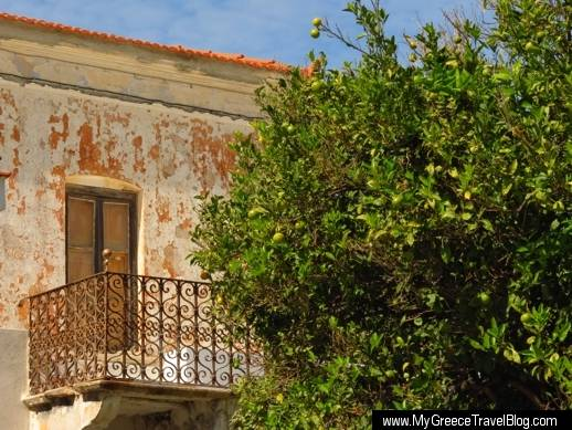 a house in Chalki