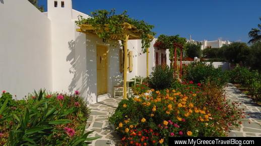 Lianos Village Hotel on Naxos