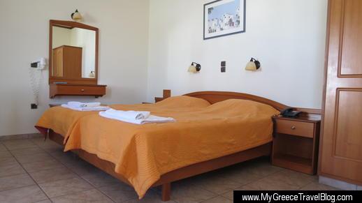 Hotel Spiros on Naxos