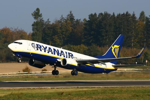 Ryanair aircraft photo