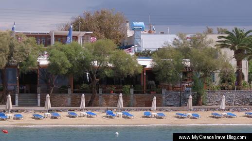 Gorgona Taverna Naxos