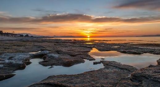 Hersonissos sunset