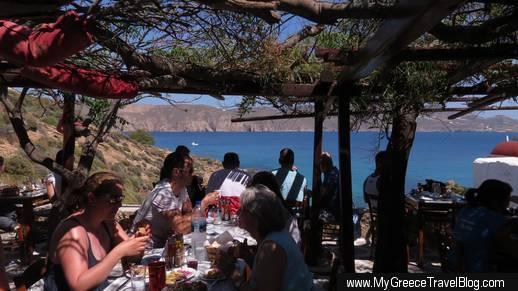 Kiki's Taverna Mykonos