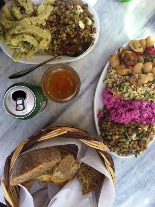 Kiki's Taverna on Mykonos