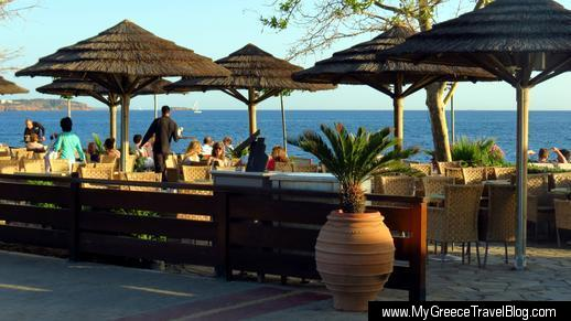 Notos Cafe in Voula