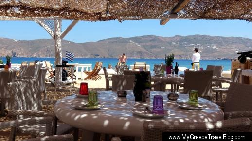 Panormos beach bar and restaurant