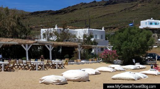 Panormos beach bar & restaurant