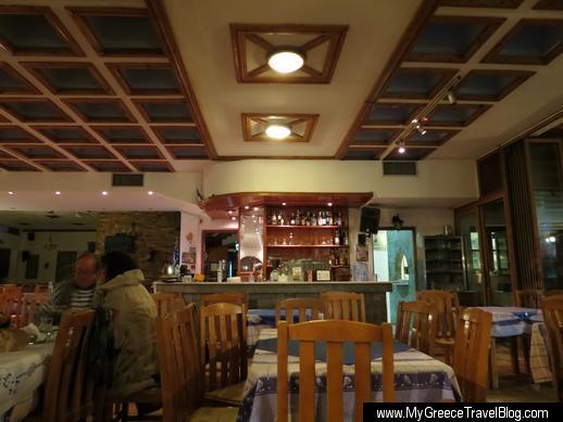 Gorgona Taverna on Naxos