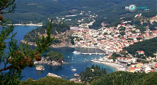 Parga in southwestern Epirus Greece