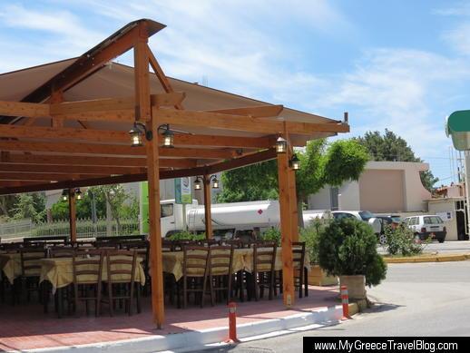 Taverna To Trigono