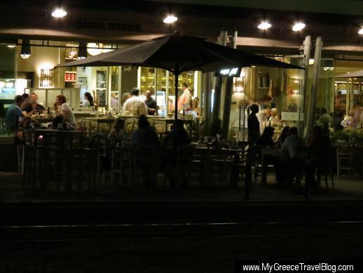 Tsi Tsi restaurant in Glyfada