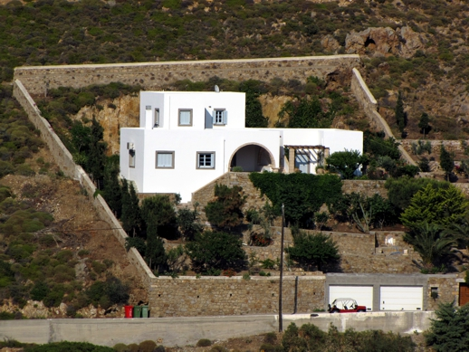 a house on Patmos