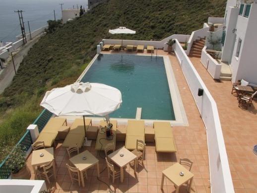 Fildisi Hotel swimming pool