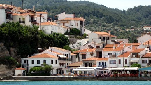 Kokkari village Samos
