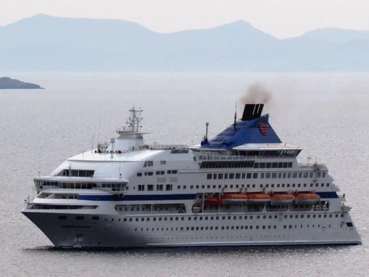 Louis Cristal cruise ship