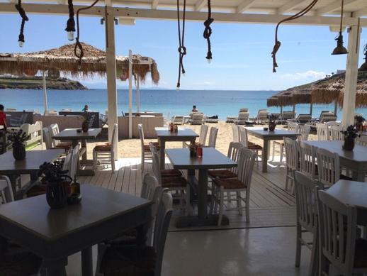 Kostantis restaurant Mykonos