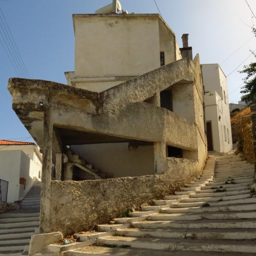 Koronos village