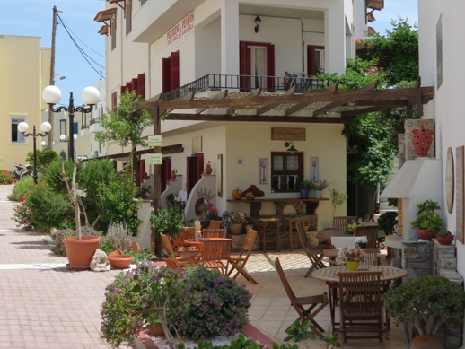 Philoxenia Pension in Naxos