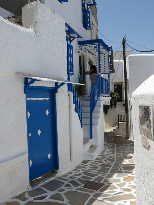 a house in Naxos Town
