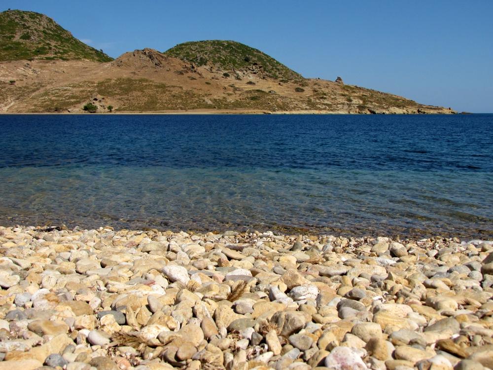 Petra bay Patmos