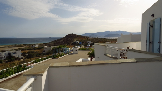 view from Lianos Village Hotel