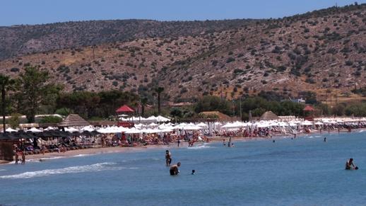 Athens Riviera beach