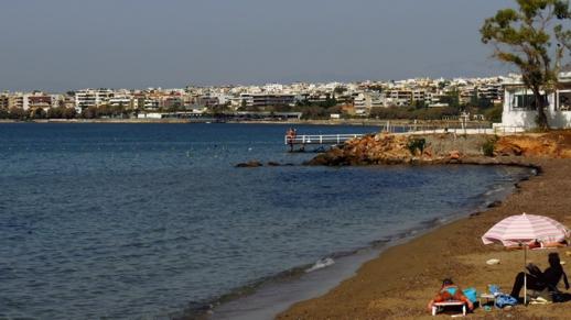 Athens Riviera near Kavouri