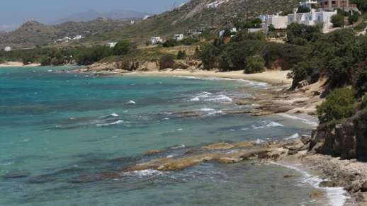 coastline at Orkos