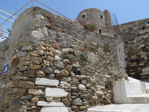 the Naxos Castle