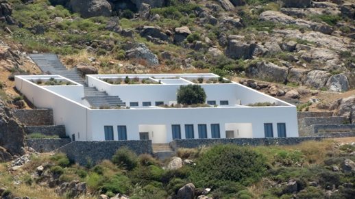 villa on Naxos