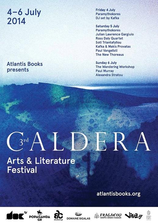 Arts & Literature Caldera Festival