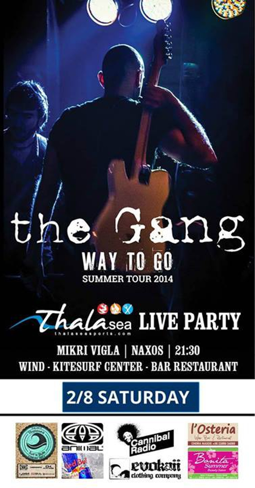 Thalassea Sports Naxos special event