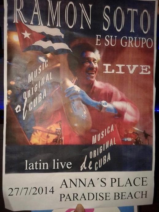 Anna's Place Restaurant & Bar Mykonos