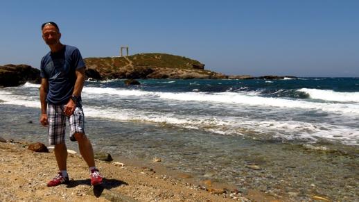 Grotta beach on Naxos