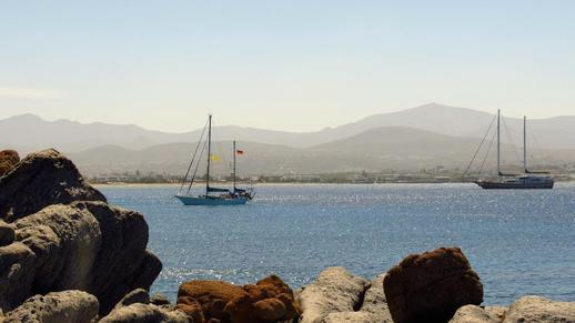 Agios Prokopios Bay