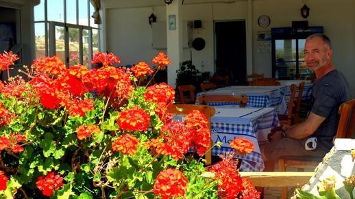 Molos Taverna at Agios Prokopios