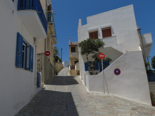 buildings in Naxos Town