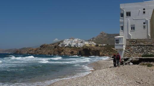 Grotta beach and bay