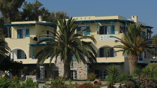 Paradiso Studios and Apartments