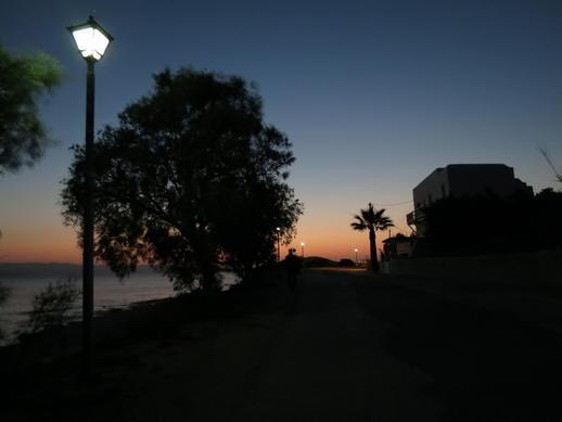 road to Agios Prokopios