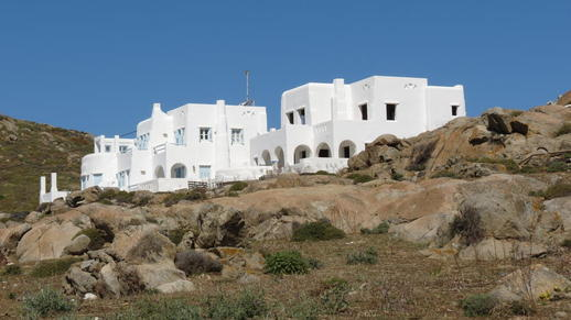 Villas at Agios Prokopios